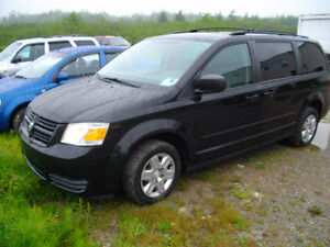 2008 Dodge Grand Caravan Stow&Go