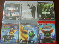 Selling video games for PS3