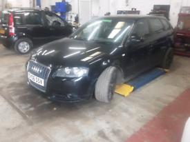 Audi a3 2.0 s line full mot remaped