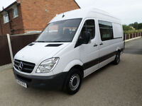 2012 Mercedes-Benz Sprinter, WELFARE UNIT, MESS VAN, TOILET VAN, 313 CDi MWB,