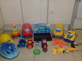 For sale bundle of boys and girls toys