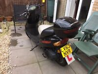 2014 50cc direct bike moped