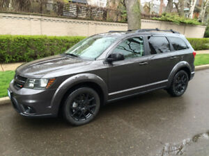 2015 Dodge Journey Blacktop SUV, Crossover