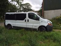 Renault Trafic mini bus Breaking for Parts