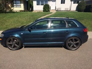 2006 Audi A3 2.0T LOTS OF UPGRADES!!!