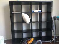 Perfect condition shelving/storage unit