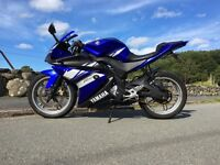 Yamaha YZF r125 FREE DELIVERY!