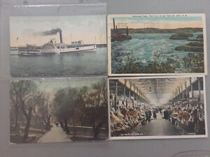 Old Postcards of Saint John, NB
