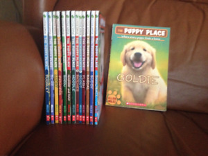 Set Of 14 Puppy Books