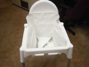 high chair