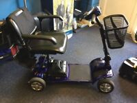 ZEOLITE CAR BOOT MOBILITY SCOOTER