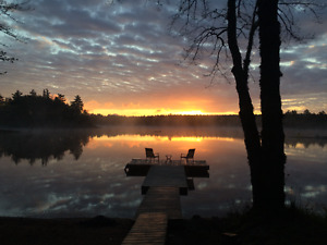 Cabin for Rent on Ponhook Lake, Greenfield NS