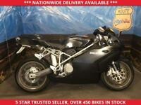 DUCATI 749 DUCATI 749 DARK V-TWIN SPORTS 12 MONTHS MOT ALL KEYS 2004 04