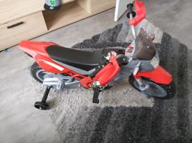 Motorbike new
