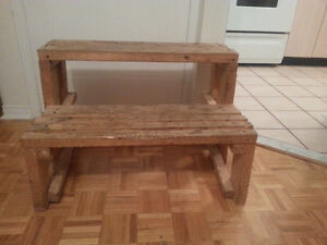 Wood Workbench, save $210