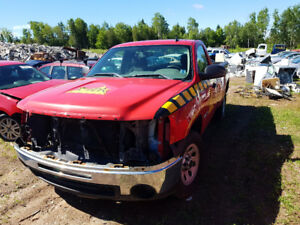 parting out 2010 gmc sierra