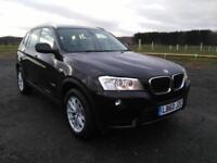 2011 BMW X3 2.0 20d SE xDrive 5dr