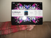 LINKSYS Wi-Fi Router N600