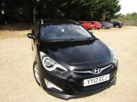 Hyundai i40 1.7TD Active Blue Drive Estate Black, Beautiful Example