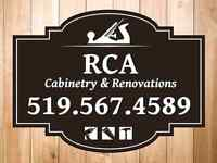 RCA Cabinetry and Renovations