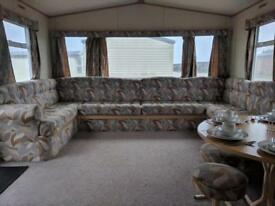 Static Caravan for Sale in Kent near Hastings Rye Camber Dymchurch 2 bed 6 berth