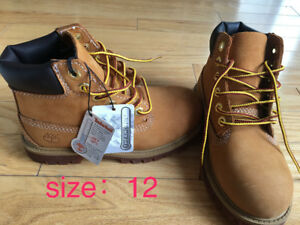 Brand New Timberland Toddler Boots