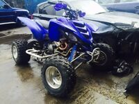 2005 Yamaha raptor 660 off-road enduro***WOULDN'T START**P/X TO CLEAR