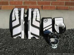 Warrior Street Hockey Goalie Set
