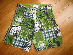 Boys Swim Suits - Size 6 - 14