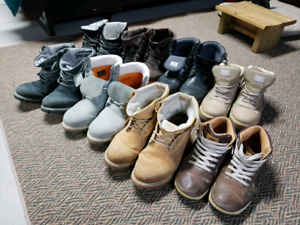Timberland Boots and Sports Jerseys
