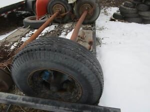 Axles & Tires for Mobile home  QTY 2