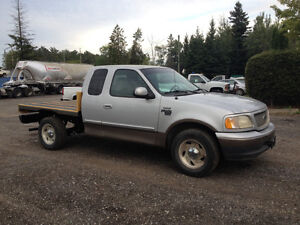 2001 Ford F-150 XLT Cert & Etest low km