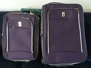 Suit Case and Carry on Bag Matching Kitchener / Waterloo Kitchener Area image 1