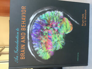 """Selling """"An Introduction to Brain and Behavior"""" 4th ed."""