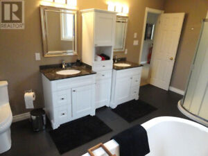 Swell Bathroom Vanity Cabinet Kijiji In St Catharines Buy Home Interior And Landscaping Mentranervesignezvosmurscom