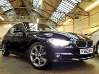 2013 BMW 3 Series 3.0 335i Luxury 4dr (start/stop)