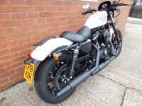 HARLEY DAVIDSON 883 SPORTSTER MOTORCYCLE