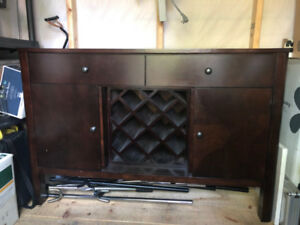 Sideboard Credenza In Great Shape