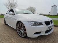 2010 BMW 3 Series M3 Petrol white Semi Auto