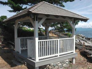 Great outdoor  Living Space  projects call BILL  250-468-9993