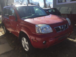2005 Nissan X-trail AWD SUV, Crossover may consider parting out
