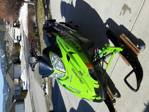 Arctic cat 2011 m8 153