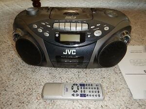 Mini stereo - JVC portable system RC-EX30B