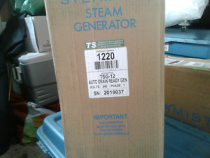 Sauna steam generator