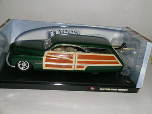 1950 Mercury Woodie Hot Wheels 1:18 Kitchener / Waterloo Kitchener Area image 3