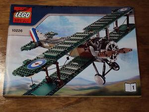 Lego Sopwith Camel Airplane # 10226