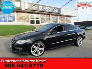 2011 Volkswagen CC Highline  NAVIGATION LEATHER ROOF POWER SEATS