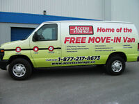Self Storage, Access Storage 2177 Plains Rd E, Free Movin Van