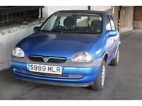 Vauxhall/Opel Corsa 1.4i ( Hi-Torq ) Breeze (Hi-Torq) Ltd Edn