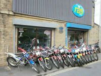 Trials bikes motocross enduros for sale or buying now